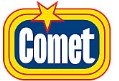 Comet Cleaner with Bleach Logo