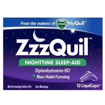 Vicks ZzzQuil Liquid