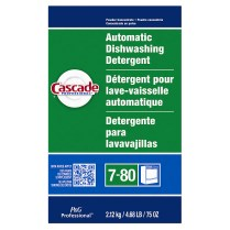 Cascade® Professional Automatic Dishwasher Detergent Powder