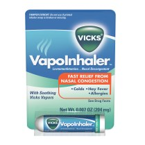Vicks Vapor Inhaler Vapor Rub