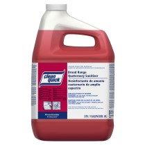 Clean Quick Broad Range Quaternary Sanitizer