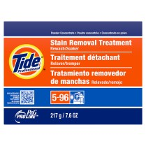 Traitement détachant Tide P&G Pro Line