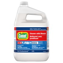 Comet Cleaner with Bleach