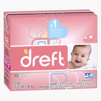 Dreft Powder Laundry Detergent