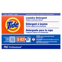 Tide® Powder with Bleach Laundry Detergent Coin Vend
