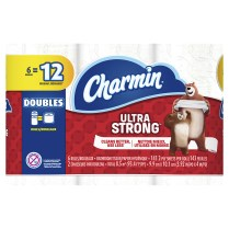Charmin ® Ultra Soft Bathroom Tissue