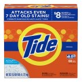 Tide Powder Laundry Detergent